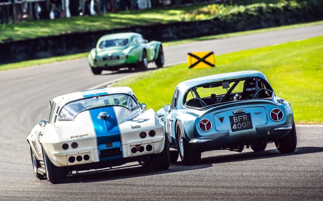 craig davies corvette vs shelby coupe