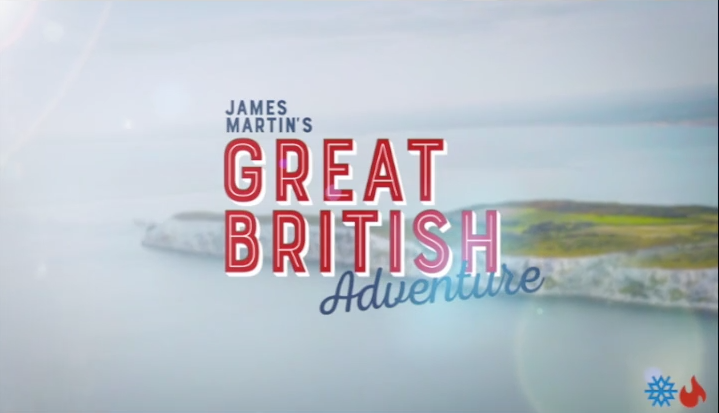 James Martin – Great British Adventure